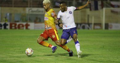 """""""Empate fora de cada não é um resultado ruim"""", dispara Ramon após duelo contra a Juazeirense"""
