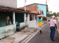 A Prefeitura Municipal de Salinas da Margarida, através da Secretaria de Assistência Social, tem dado continuidade às entregas de materiais para recuperação de moradias em situação de risco.