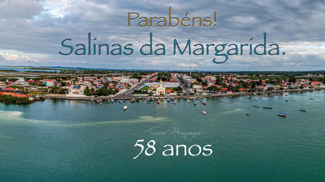 Salinas 58 anos