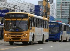 Transporte público de Salvador terá horário reduzido a partir desta sexta
